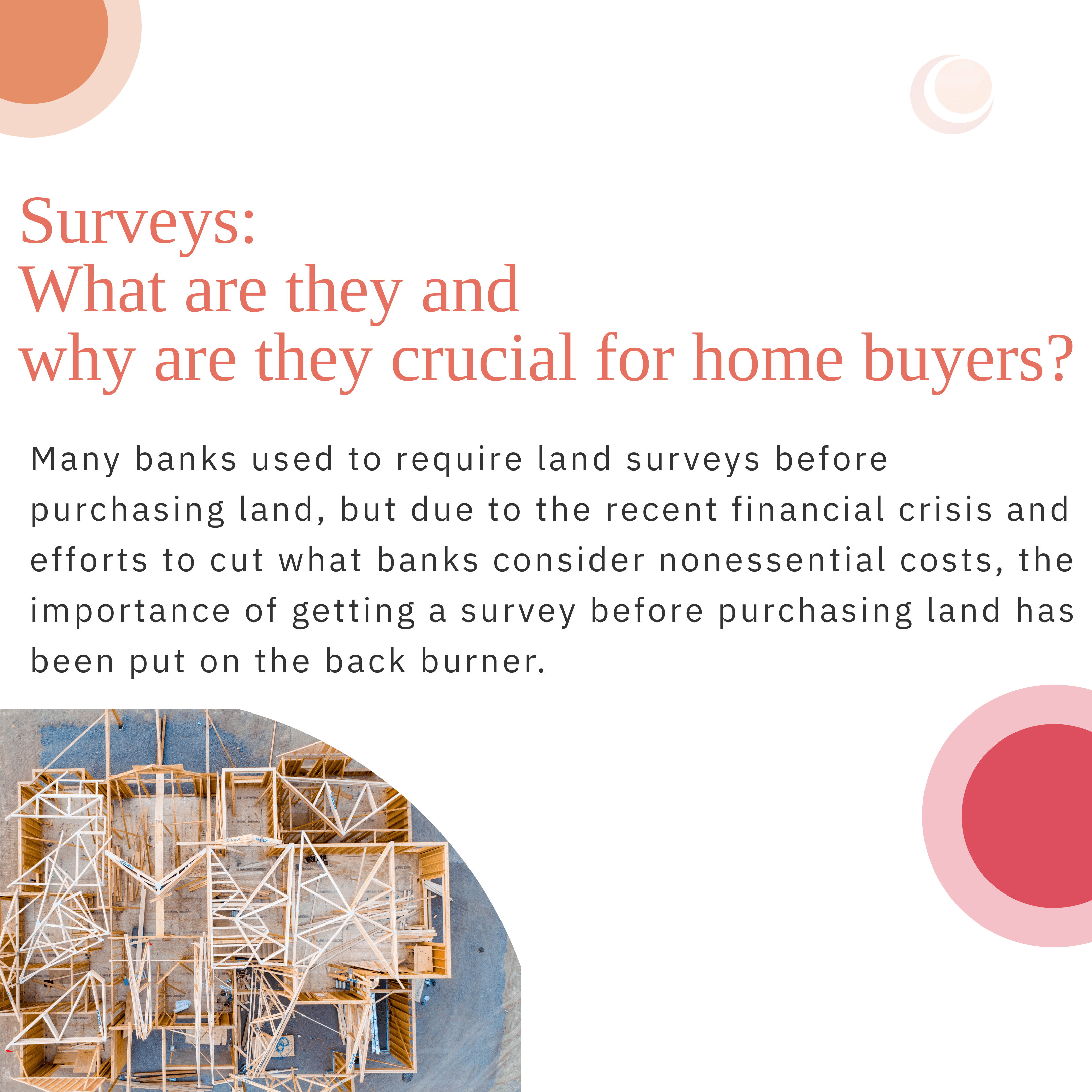 Are land surveys crucial for home buyers